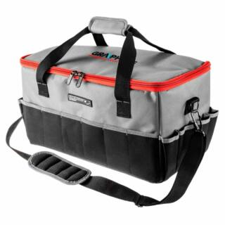 Géptartó táska energy+ 50x25x25cm graphite (58G021)