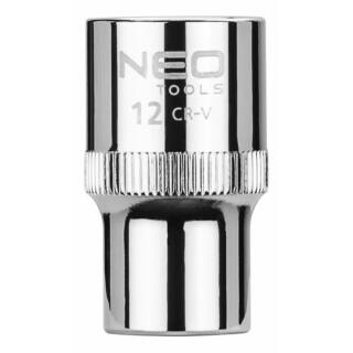 Dugókulcs 12 mm 1/2 6 p Neo (08-012)