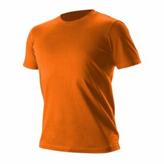 Póló narancssárga 100% pamut NEO M (81-611-M)