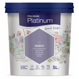POLI-FARBE Platinum beltéri falfesték Fekete üröm F50 5l