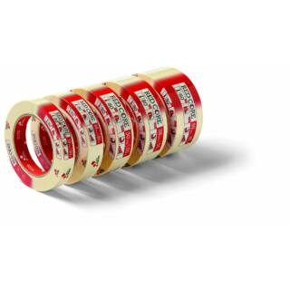 SCHULLER Ragasztószalag 38mm*50m  piros  (45107)