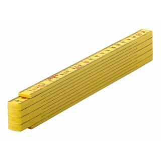 Mérővessző 2m-es műanyag HK 2/10 G Sola (53030101)