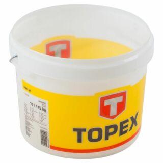 Vödör 10l kerek festékes Topex (13A700)