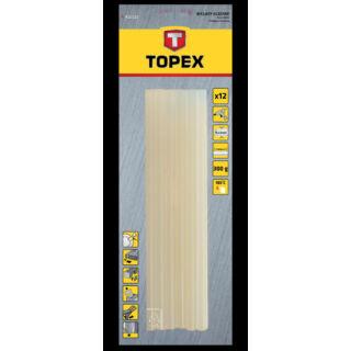 Ragasztópatron 300g 12db Topex (42E113)