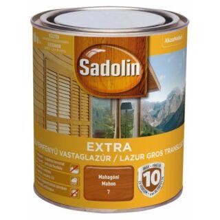 AKZO Sadolin Extra vastaglazúr skandináv szürke 2,5l