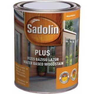 AKZO Sadolin Plus selyemfényű, kül- és beltéri, vizes bázisú vastaglazúr fenyő 0,75l