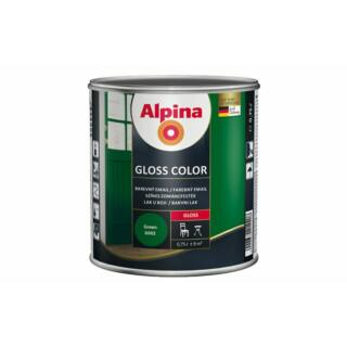 CAPAROL Alpina Glanzmix zománcfesték RAL 8017 (Scholkoladebraun) 0,75l