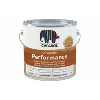 CAPAROL CapaWood Performance Light oak vékony falazúr 750ml