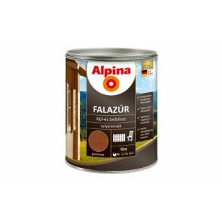 CAPAROL Alpina Falazúr (Holzlazur) Nussbaum (mogyoró) 0.75 l