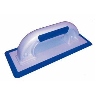 Fugázó gumi  95x240 kék, ferdén vágott, lekerekített éllel Kubala (KUB0370)