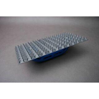 Vakolatgyalu 130x250mm acéltüskés 2K nyél Kubala (KUB1418)