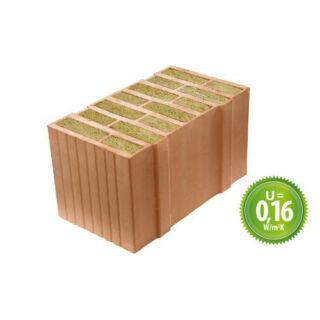 Leier - Égetett kerámia falazórendszerek - Tégla, nyílásáthidaló, LeierPLAN, Leiertherm