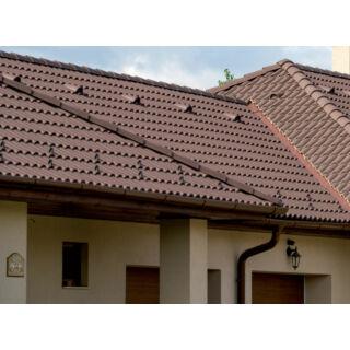 Leier - Betoncserép, kiegészítő, tetőfedő rendszerek