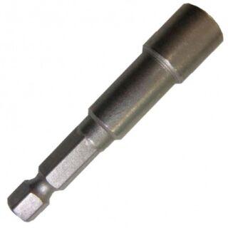 """Behajtóhegy 1/4"""" laptáv  8mm mágneses Makita (B-38716)"""