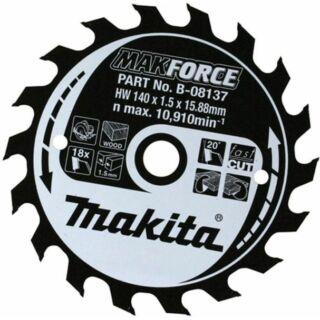 Körfűrészlap 235x30mm Z60 Makforce Makita (B-08589)