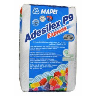 MAPEI ADESILEX P9 express flex ragasztó szürke 25kg