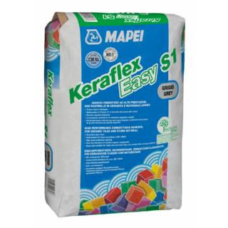 MAPEI Keraflex EASY S1 szürke flex ragasztó 25kg