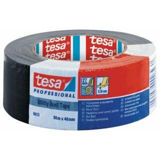 TESA Szövetszalag 48mmx50m fekete erős Duct Tape (04613-00046-00)