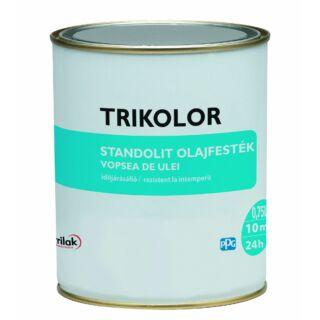 TRILAK Standolit Rapid Olajfesték 600 Zöld 0.75l