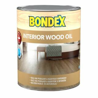 TRILAK Bondex Interior Wood Oil White 0.75l