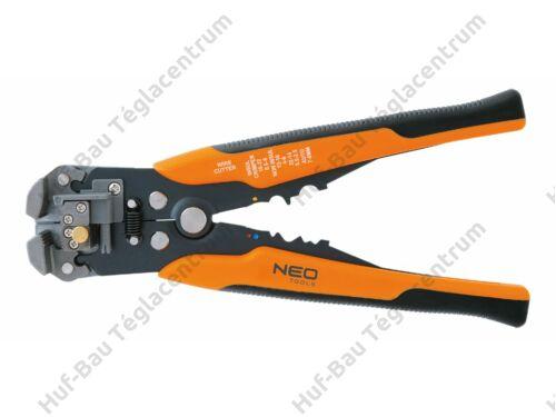 Kábelcsupaszoló 205 mm automata Neo (01-500)