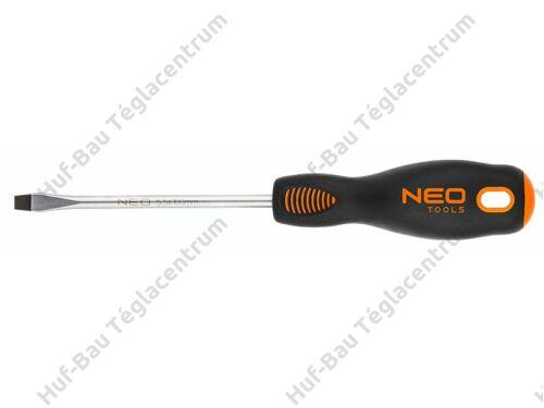 Csavarhúzó lapos SL 5,5x100mm mágneses Neo (04-013)
