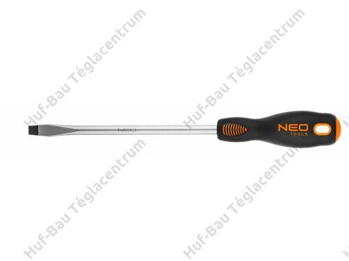 Csavarhúzó lapos SL 6,5x150mm mágneses Neo (04-015)