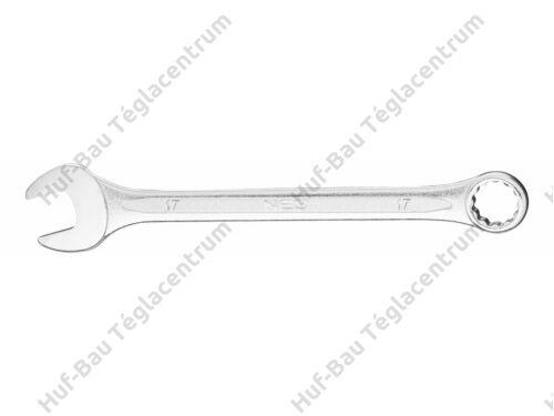 Csillag-villáskulcs 17 mm crv Neo (09-717)