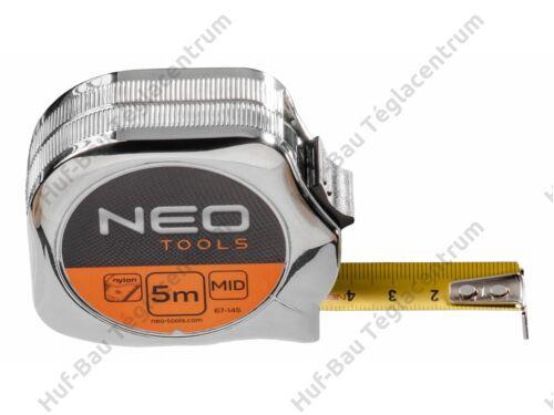 Mérőszalag 5 M/19 fémhézas Neo (67-145)