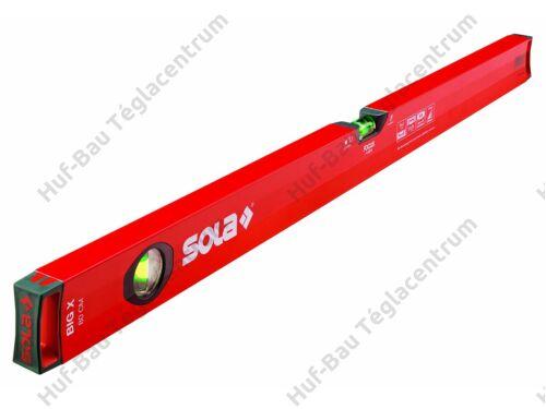 Vízmérték  800mm BigX 80 Sola (01371101)