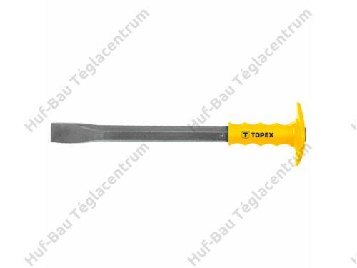 Falvéső 400x25mm lapos kézvédővel Topex (03A149)