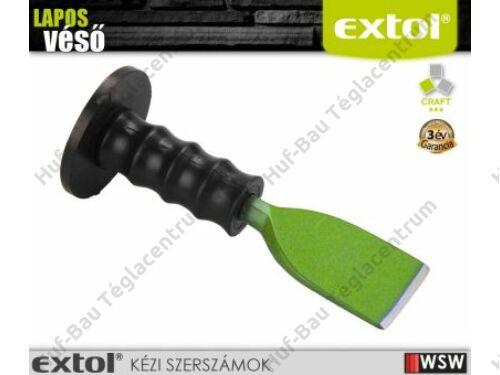 Falvéső 230x57mm lapos kézvédővel Extol Craft (9857)