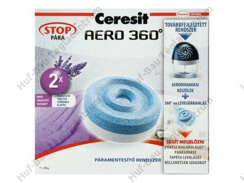 HENKEL Ceresit Stop Pára utántöltő tabletta Levendula illattal