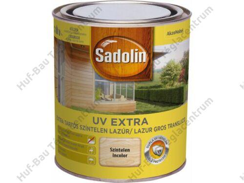 AKZO Sadolin UV Extra Színtelen kültéri lazúr 0,75l