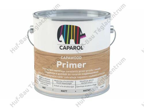 CAPAROL CapaWood Primer Clear alapozó 750ml