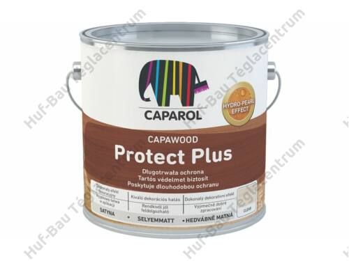 CAPAROL CapaWood Protect Plus Merbau vastag falazúr 750ml