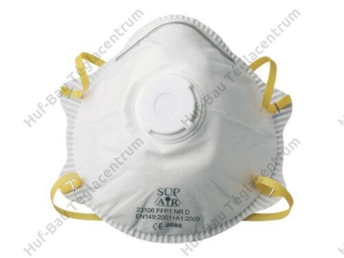 Légzésvédő félálarc FFP1 formázott Pormaszk Supair (GA23101)