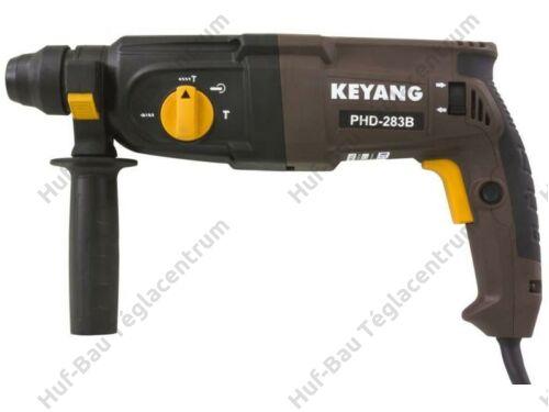 Fúró- vésőkalapács SDS Plus 3,2J  800W PHD283B Keyang (PHD283B)