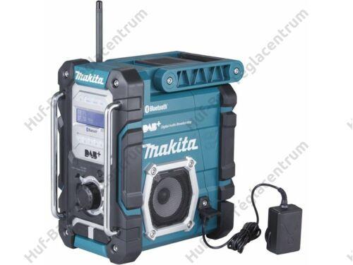 Bluetooth rádió H2 CXT LXT Li-ion DAB/DAB+ 7,2V-18V Makita (DMR112)