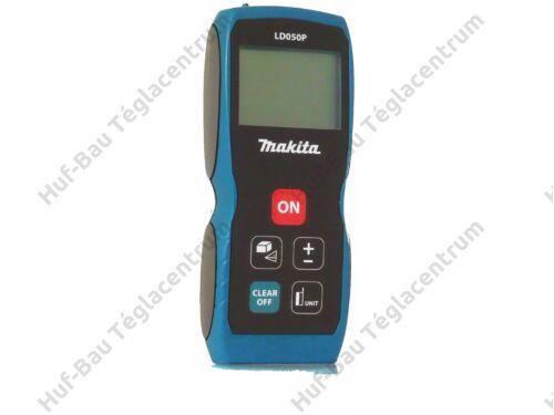 Lézeres távolságmérő  50m Makita (LD050P)