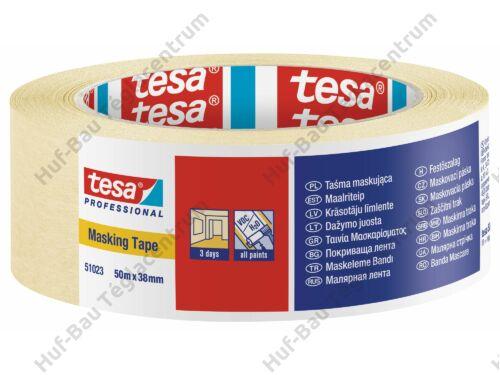 TESA Festőszalag 38mmx50m Economy 60fokig (51023-00003-00)