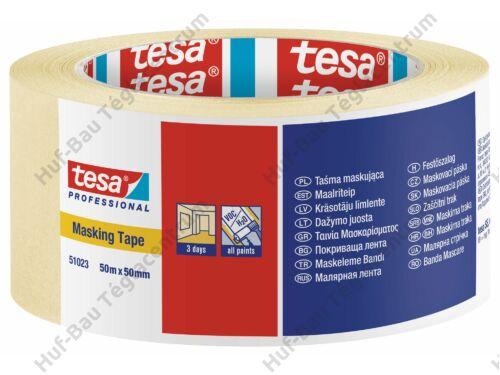 TESA Festőszalag 50mmx50m Economy 60fokig (51023-00004-00)