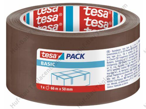 TESA Csomagoló szalag 50mmx66m barna (58571-00000-00)