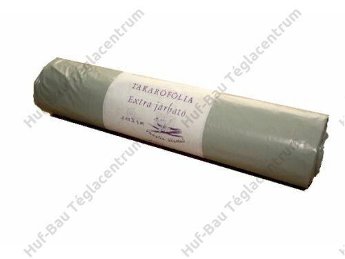 Tool Jó Tekercses takarófólia extra járható 4x5m (260804)