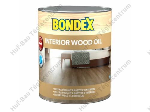 TRILAK Bondex Interior Wood Oil favédőszer White 0.75l